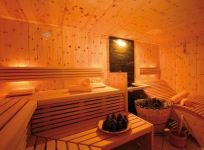 sauna Hotel Tarvisio